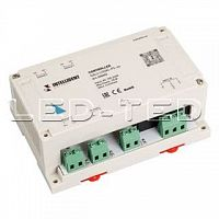 Картинка Контроллер DALI-LOGIC-PS-x4 230B Ethernet INTELLIGENT  026652 от интернет-магазина led-ted.ru